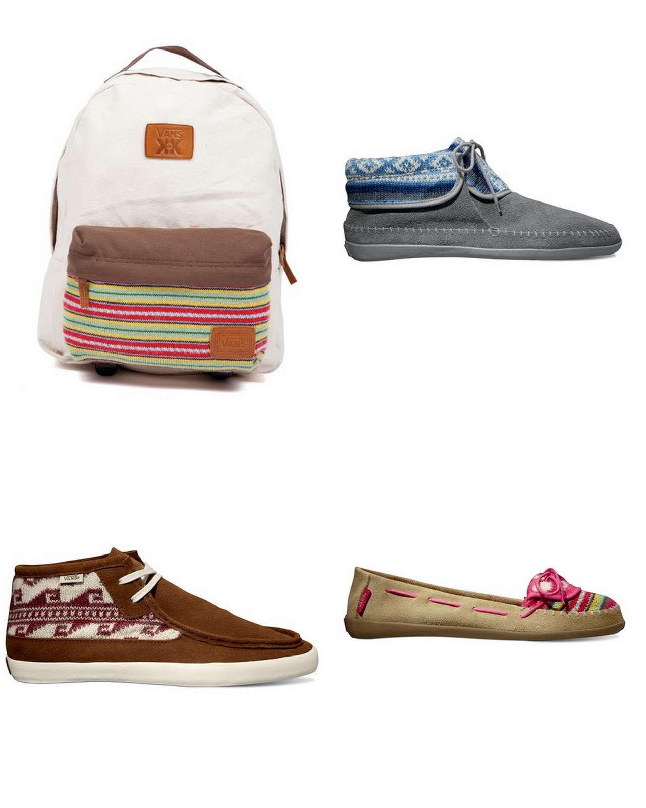 37d2ec1f3a ... Vans x Krochet Kids The Product  Two women s surf sliders