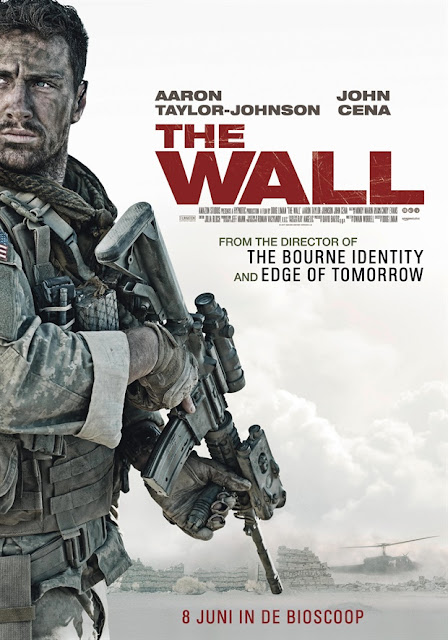 The Wall (2017) ταινιες online seires oipeirates greek subs