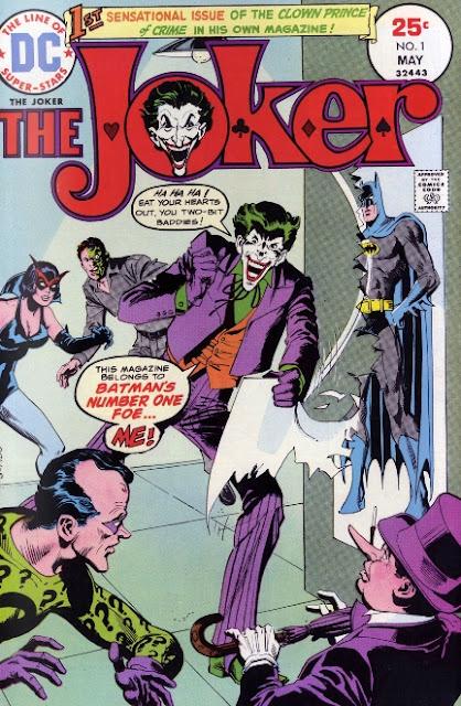 The Joker - (1976) - 1 of 9