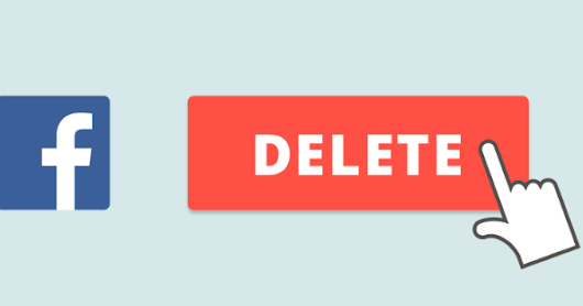 Deleting Your Facebook Account
