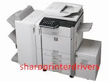 Sharp MX-4111N Printer Driver Download