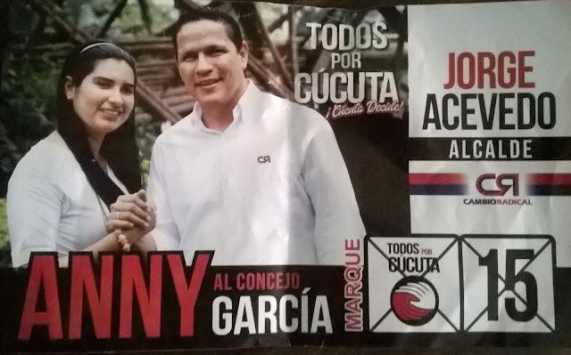 Anny García #15 al Concejo Todos por Cúcuta 'El partido de las manitas « FélixContrerasTV ☼ CúcutaNOTICIAS