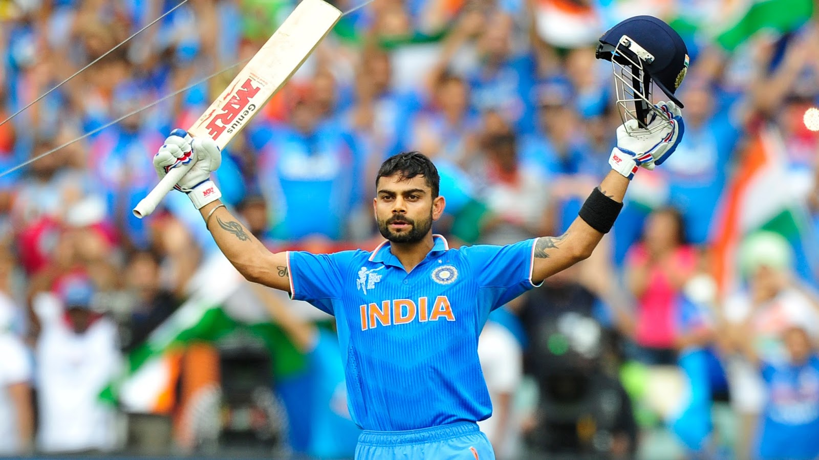 Virat Kohli Indian Cricketer 4k Ultra Hd Desktop Wallpapers Free