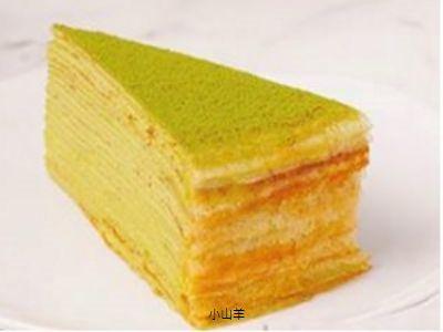 lady m千層蛋糕