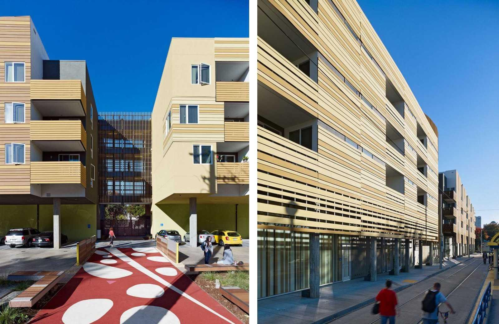 La Valentina Station By David Baker Partners Architects