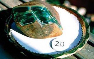 small jade rock