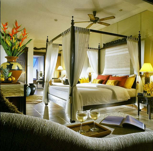 Eye For Design: Decorating Tropical Style