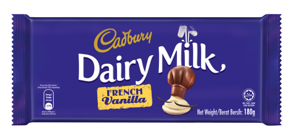 Cadbury Dairy Milk French Vanilla