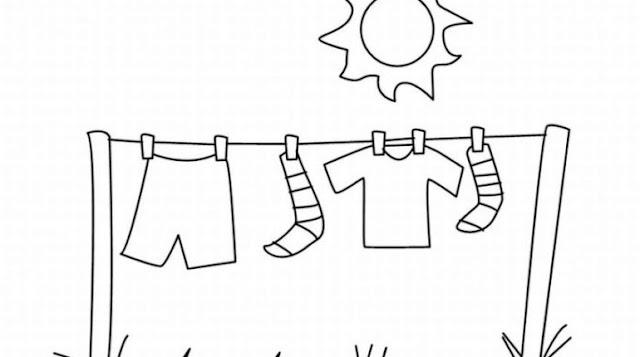 dibujos de ropa de moda