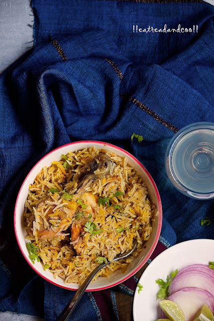 how to make Chicken Yakhni Pulao recipe