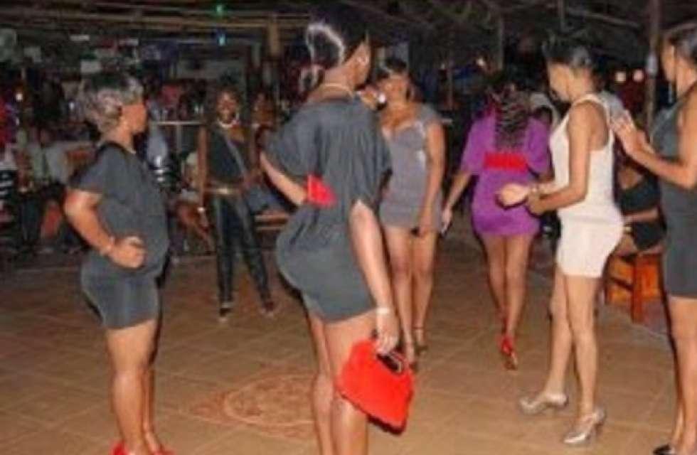 west african fuck dance
