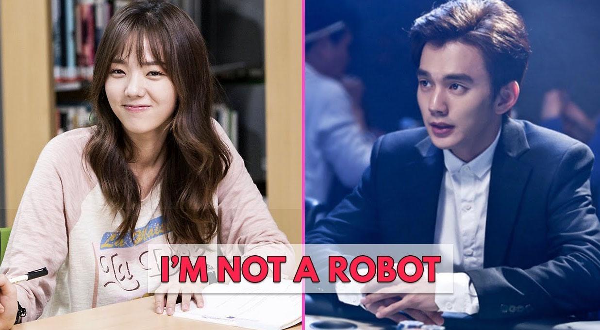 Sinopsis Drama Korea I'm Not a Robot