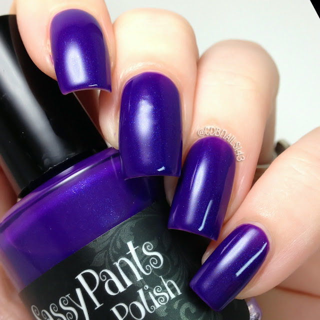 Sassy Pants Polish- Create