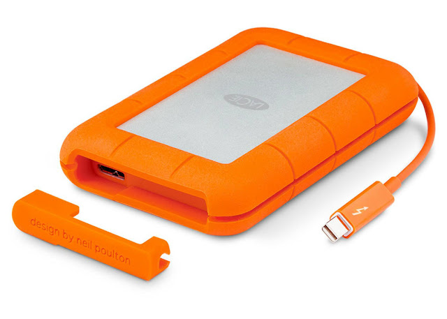 LaCie Rugged Thunderbolt SSD 1TB Review - Excellent for photographers and travelers