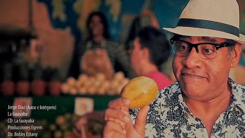 Jorge Díaz - ¨La Guayaba¨ - Videoclip - Dirección: Bobby Estany. Portal del Vídeo Clip Cubano