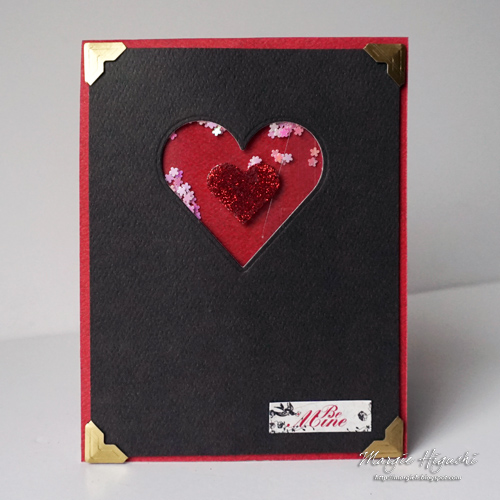 Scrapbook Adhesives by 3L: How to Embellish Valentine Twist Pop-Up Card