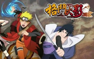 Download Naruto Adventure 3D v2.2 APK Terbaru 2016