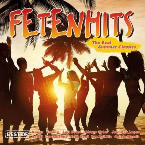 Download Fetenhits - The Real Summer Classics (Best Of) (2017), Baixar Fetenhits - The Real Summer Classics (Best Of) (2017)
