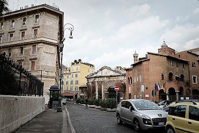 Ghetto di Roma: Largo 16 ottobre 1943