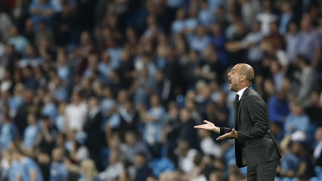 Etihad Tidak Penuh, Ini Pesan Guardiola untuk Suporter City