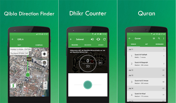 4 Aplikasi Pengingat Jadwal Imsakiyah Ramadan di Android