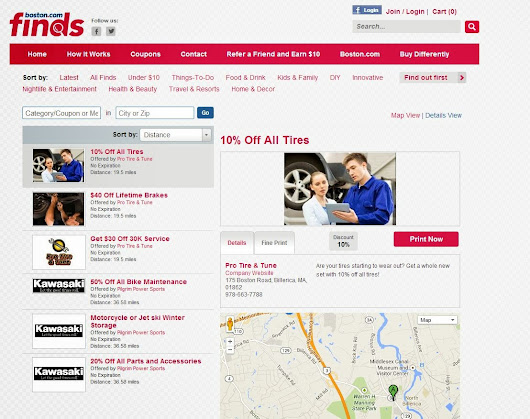 LocalAxis Launches Free Local Coupon Store!