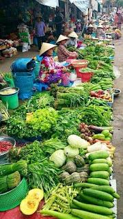 Ciri ciri pasar tradisional
