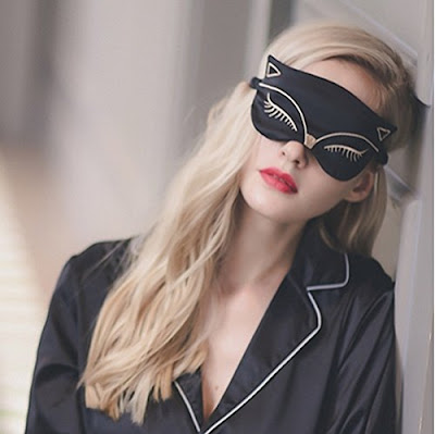 Cat Sleep Eye Mask