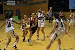El Ausarta pierde en el último segundo ante el Gernika en la final a cuatro