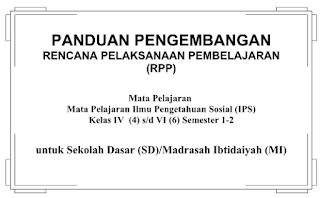 Gambaran RPP IPS Kelas 4 5 6