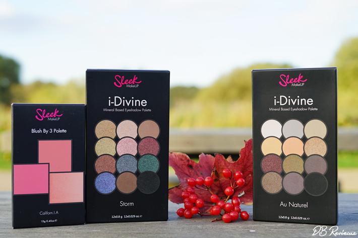 Win Sleek Makeup Palettes