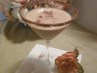 Creamy, Dreamy Chocolate Martini