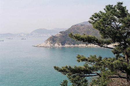 Taejongdae, Busan