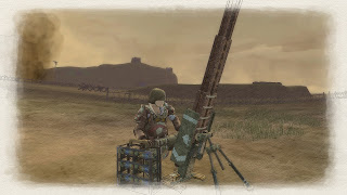 Valkyria Chronicles 4 Background