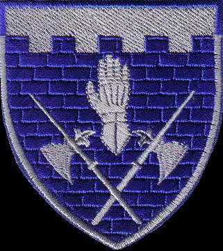емблема 101-ї бригади охорони ГШ