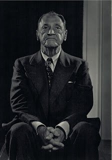 W. Somerset Maugham by Yousuf Karsh