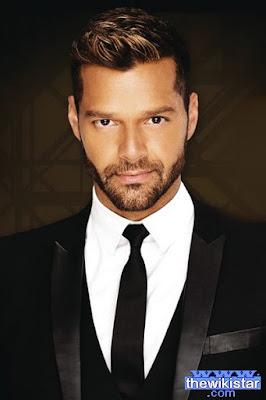 Ricky Martin, is a Puerto Rican pop singer, born December 24, 1971 in Puerto Rico.