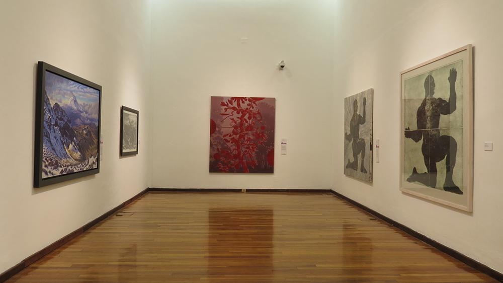 Colecci n milenio arte la poes a vista por el arte en el for El mural guadalajara