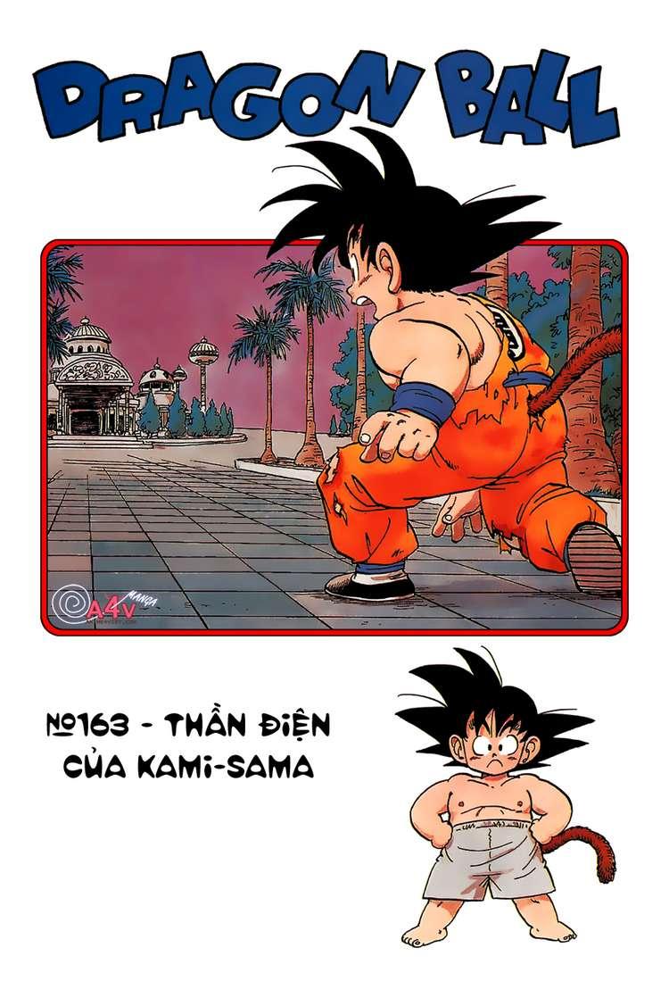 Dragon Ball chap 163 trang 1