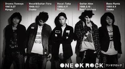 Lagu One Ok Rock Lengkap