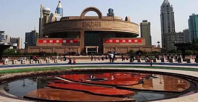 Musée de Shanghai : Emplacement, visite, oeuvres, galeries...