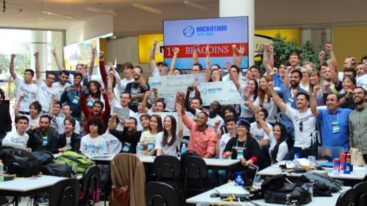 Startup Beacoins vence Hackathon de varejo realizado dentro de Shopping