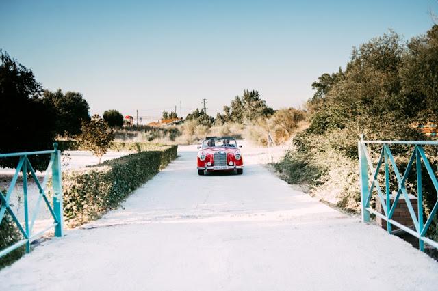 coche epoca bodas