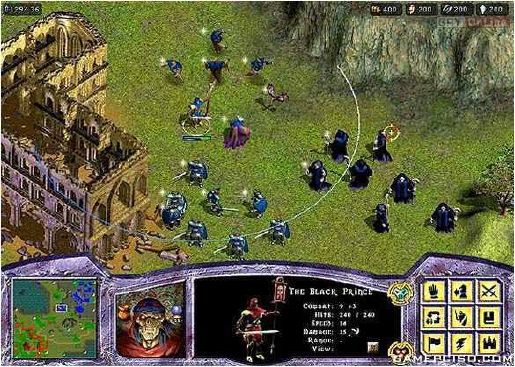 Warlords Battlecry 1 PC Game