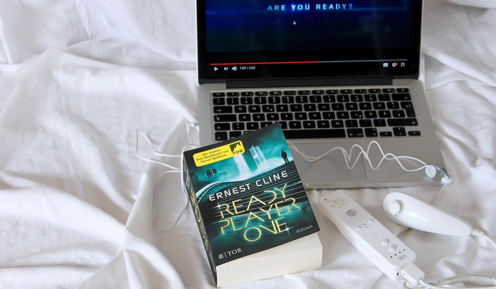 [Rezension] Ready Player One – Ernest Cline