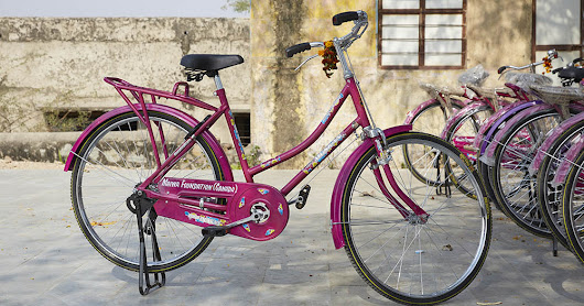 The Pink Bike Project