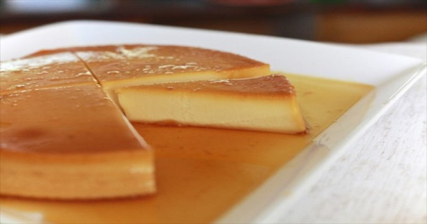 Flan De Queso (Cheese Flan) Recipe