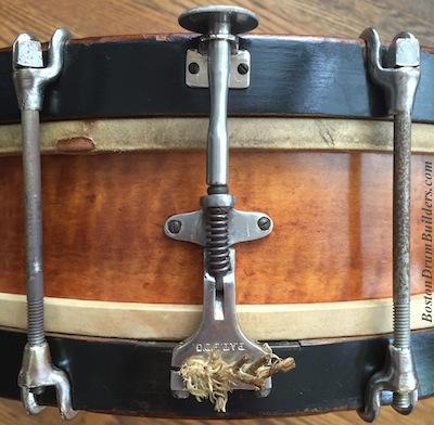 ca. 1905 Stromberg Artist Drum Snare Strainer