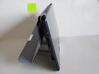 Tablet quer: Marrywindix Mehrere Karten-slots Multi-Winkel Handy Smartphone Tablet E-Reader Allgemeine Halterung Ständer Handyhalterung (Grau-Weiß)