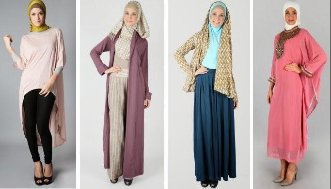 Hijab Segiempat Baju Hijaber Terbaru Images